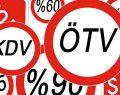 KDV ve ÖTV oranlarında değişiklik, konutta KDV düştü