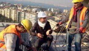 Baret Takmayan İşçiler Kıdemsiz İhbarsız İşten Atılacak