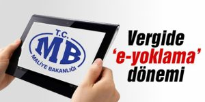 Vergide elektronik yoklama 1 Eylül'de başlıyor